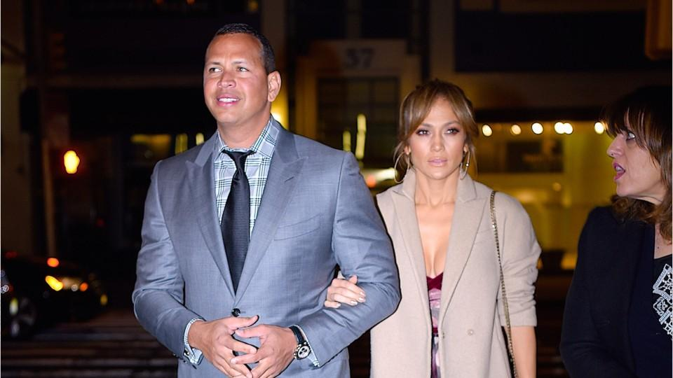 Alex Rodriguez Just Let Everyone Know How He Secretly Follows His Daughters on Social Media