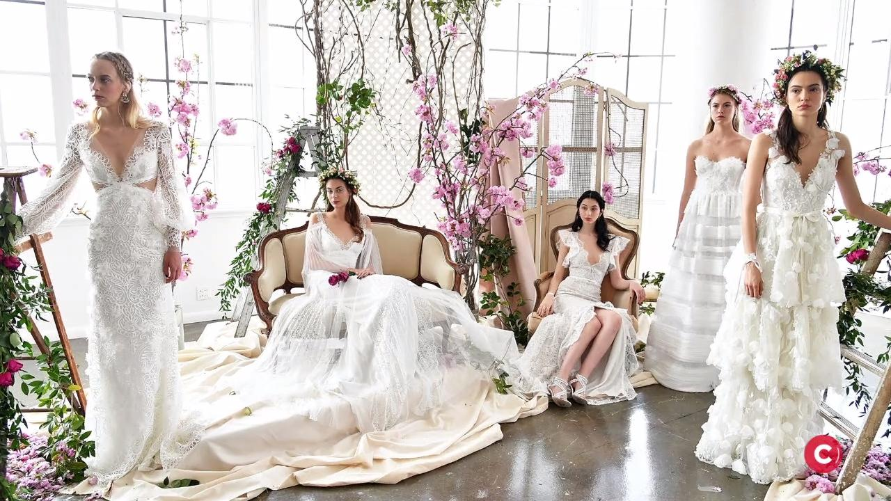 How To Throw A Wedding Without Ceremony Modern Ways Instyle: Plaing Simple Country Wedding Dresses At Reisefeber.org