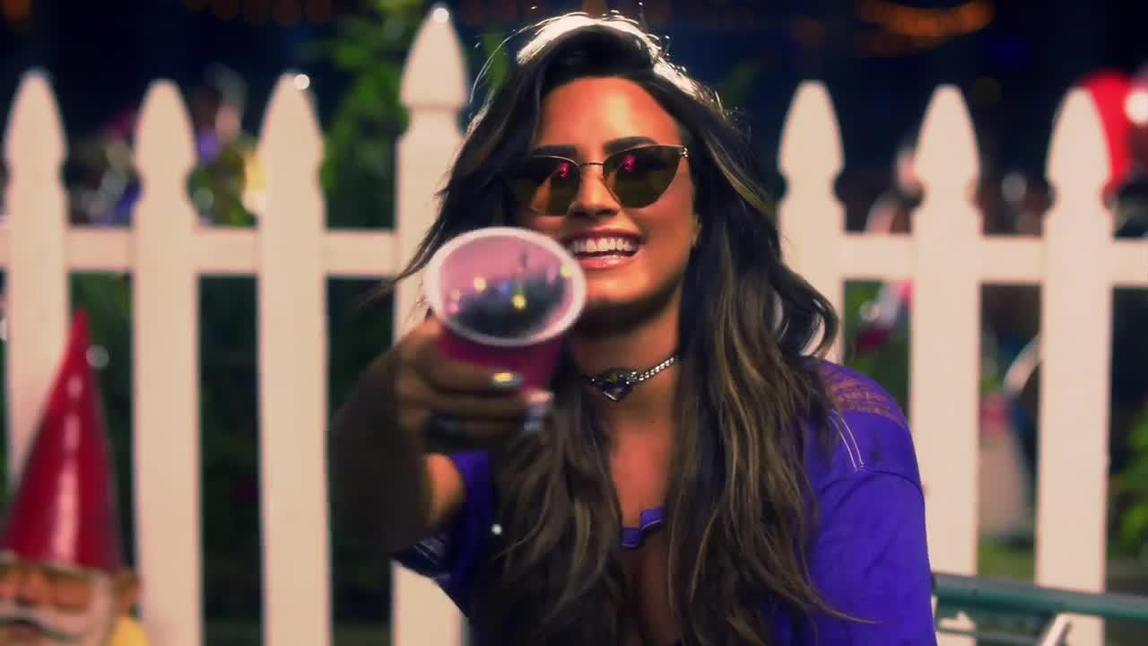 537580a525 ... Watch Demi Lovato s Sorry Not Sorry Video InStyle com