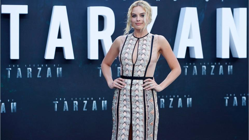Margot Robbie Paid Homage to Sharon Tate by Copying Her 1968 Cannes Hairstyle
