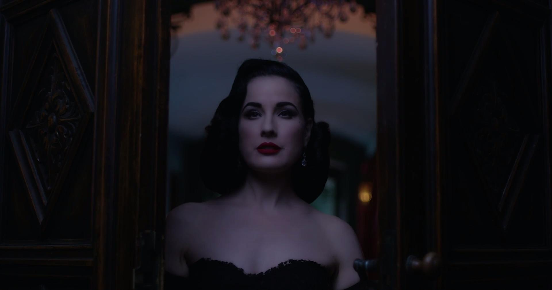 78f537a9731 Dita Von Teese Releases Scandalwood Fragrance and Candle