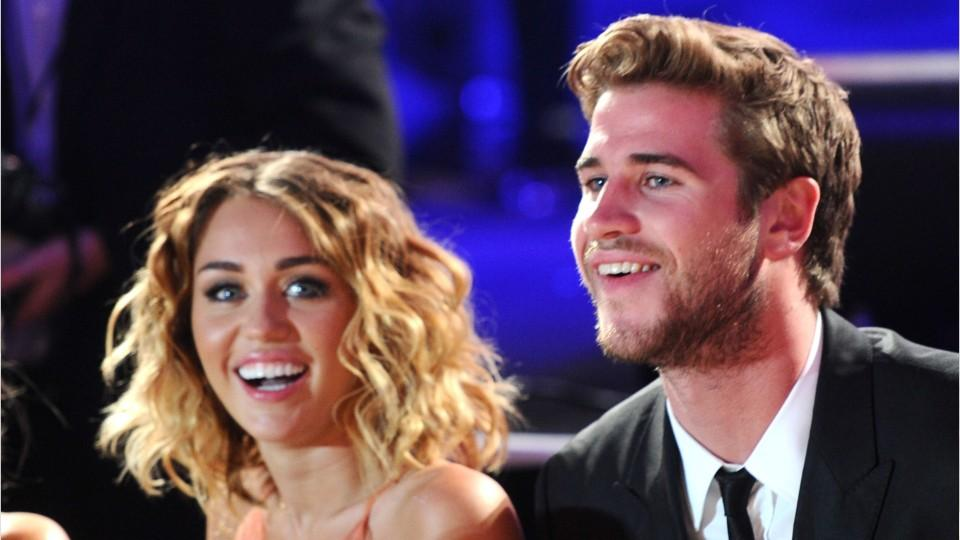 Miley Cyrus and Liam's Hemsworth Relationship Timeline | InStyle com
