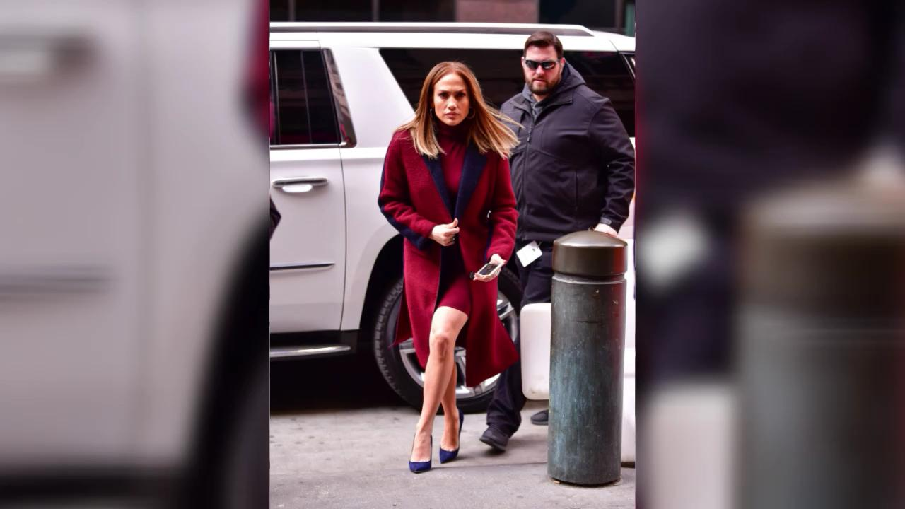 Jennifer Lopez Is Reuniting with a Man from Her Past