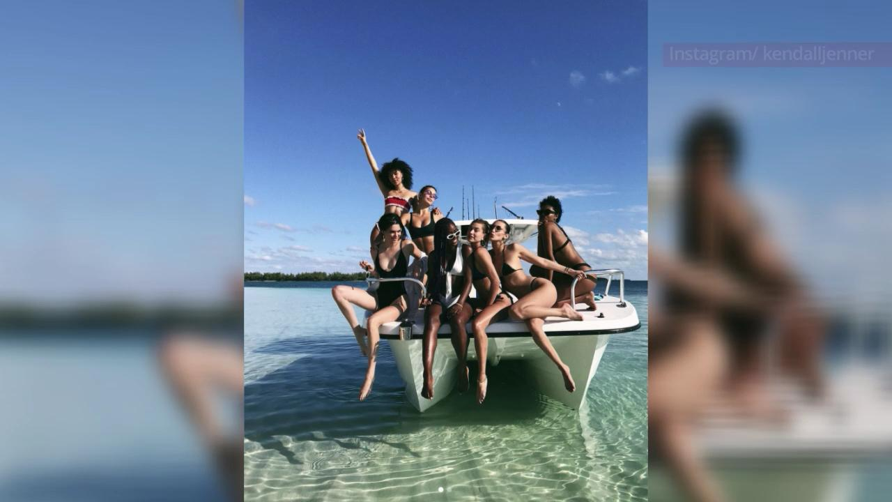 Kendall Jenner Is Living Her Best Life Post-Split from Ben Simmons on a Yacht in Monaco