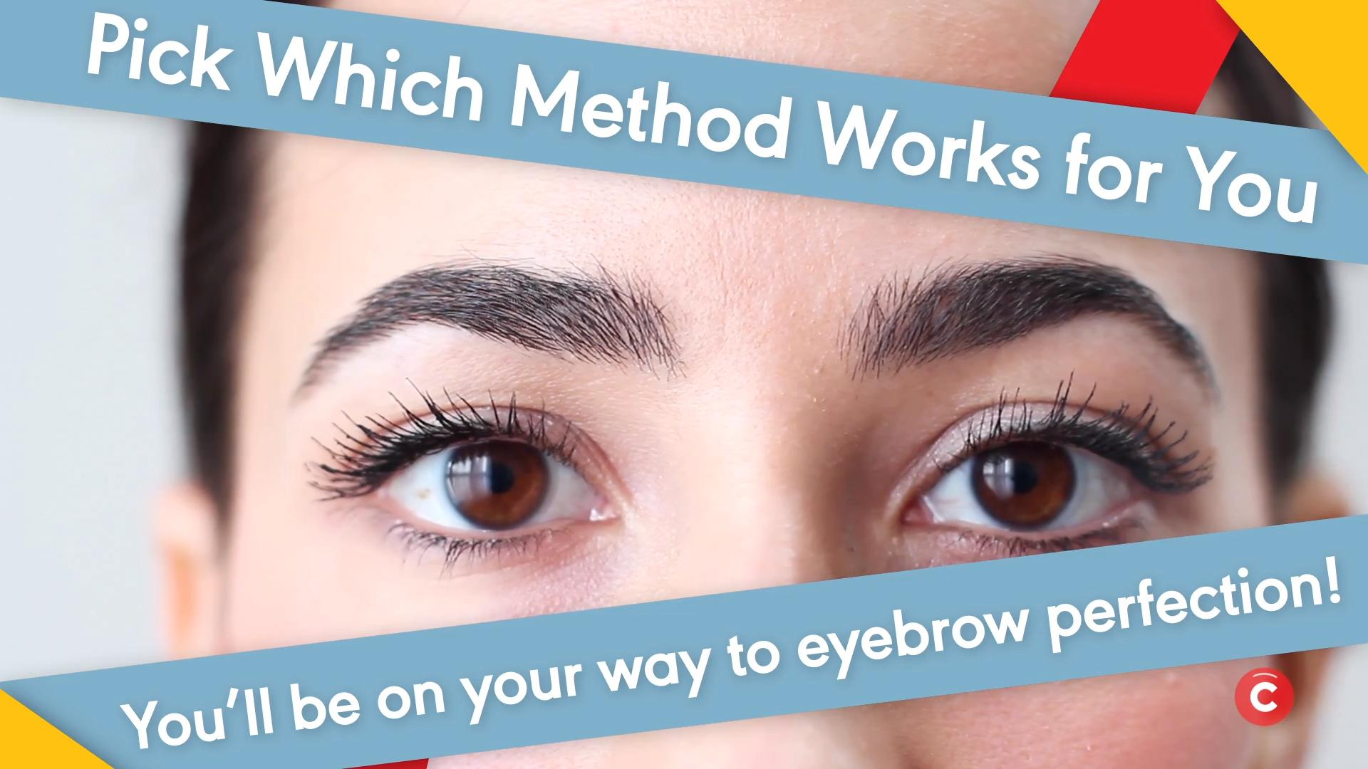 How To Grow Out Your Brows Instyle