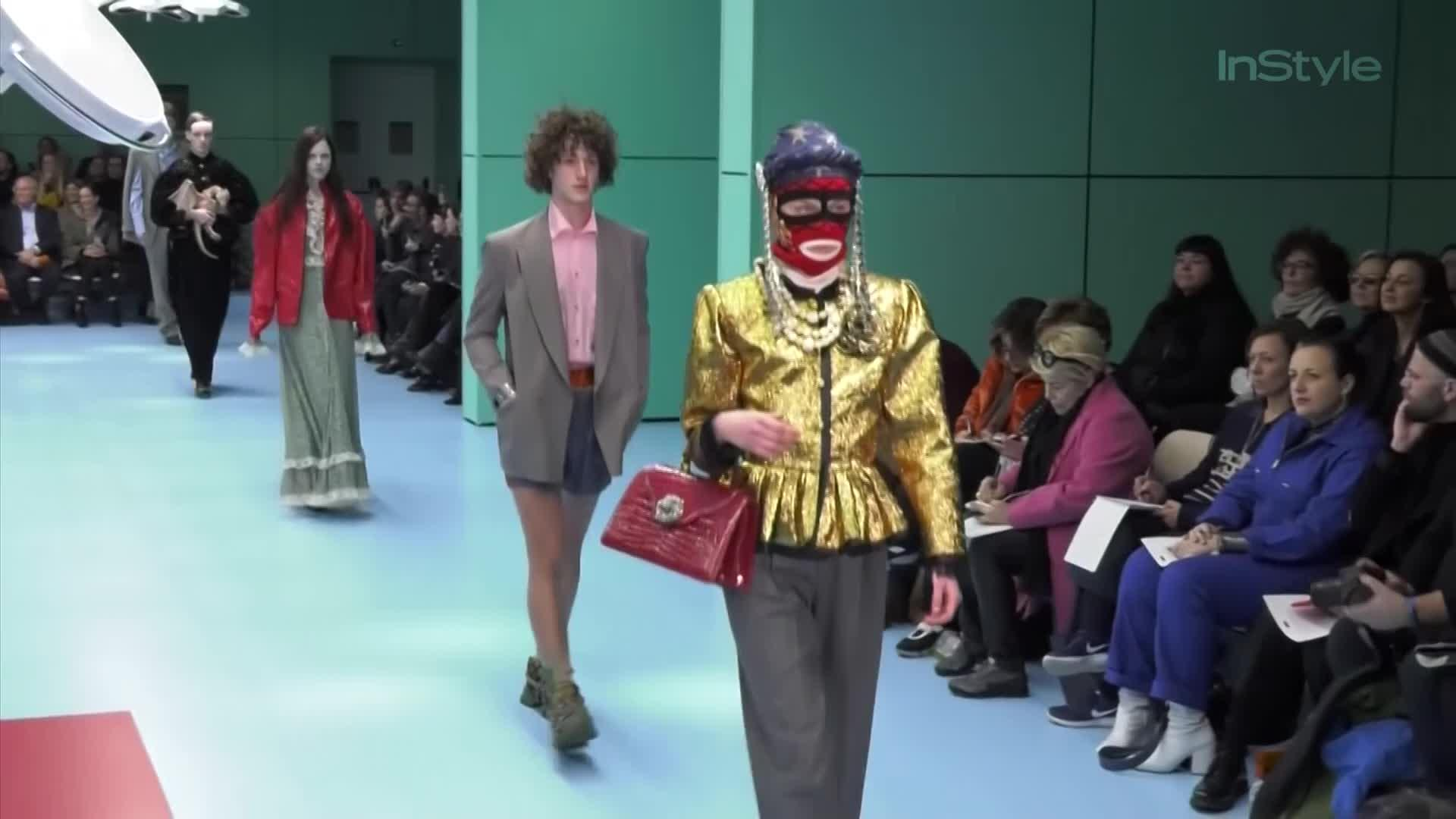 17bf9612def Gucci Fall 2018 Show Review