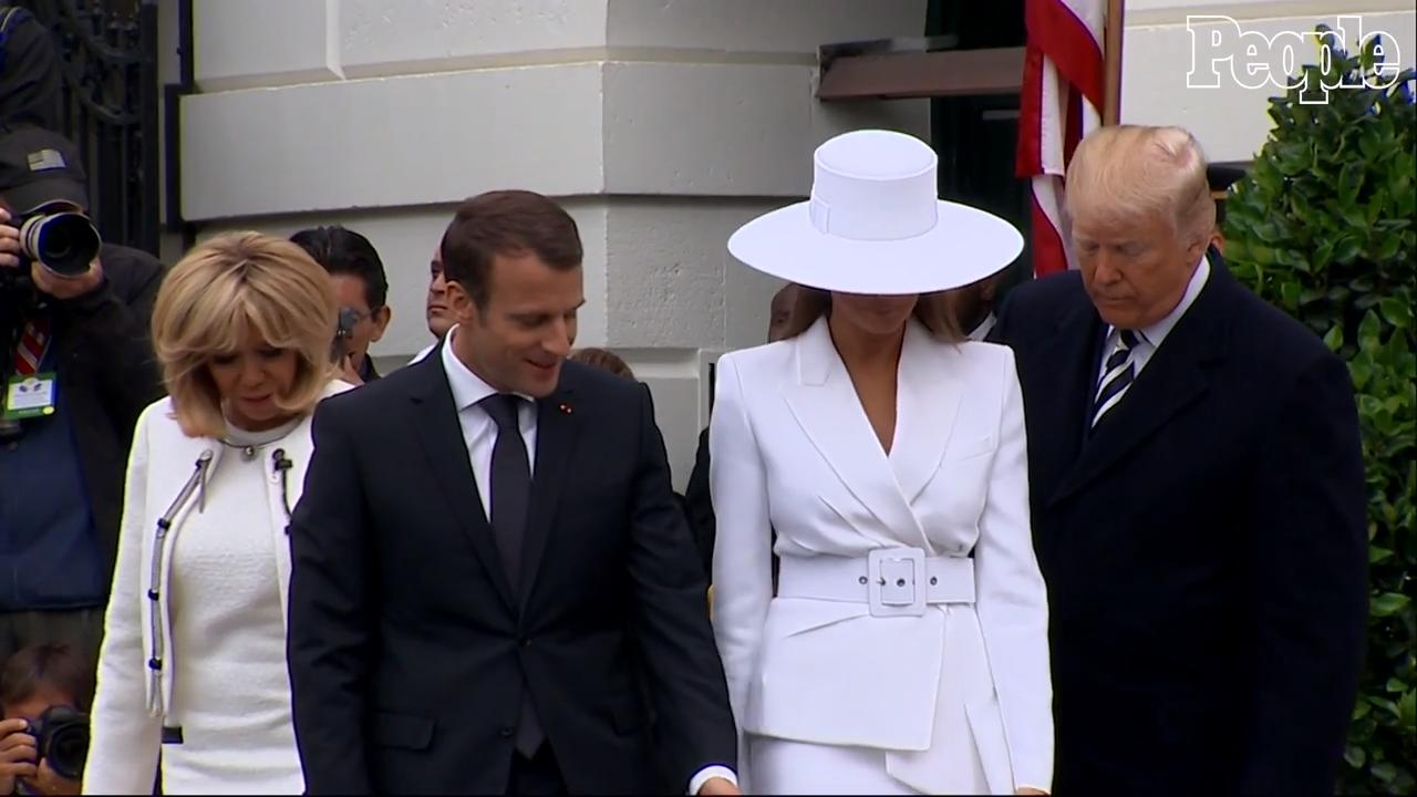 Here's What to Expect from Melania and Donald Trump's Visit to the U.K.