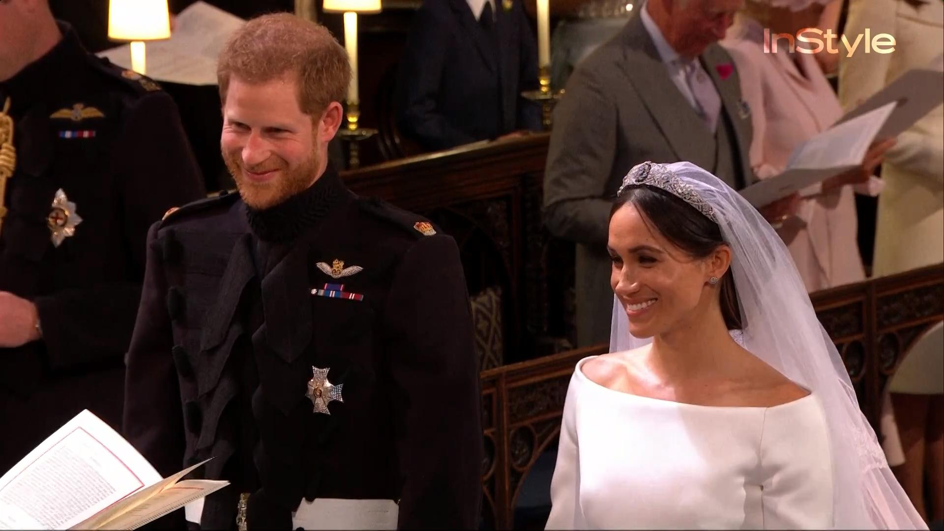 Meghan Markle Set New Royal Beauty Standards With Her Simple Wedding Day Makeup