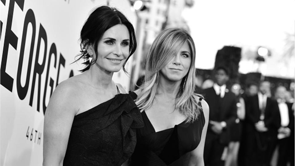 Courteney Cox Posted the Friends-Big Little Lies Crossover You Didn't Know You Needed