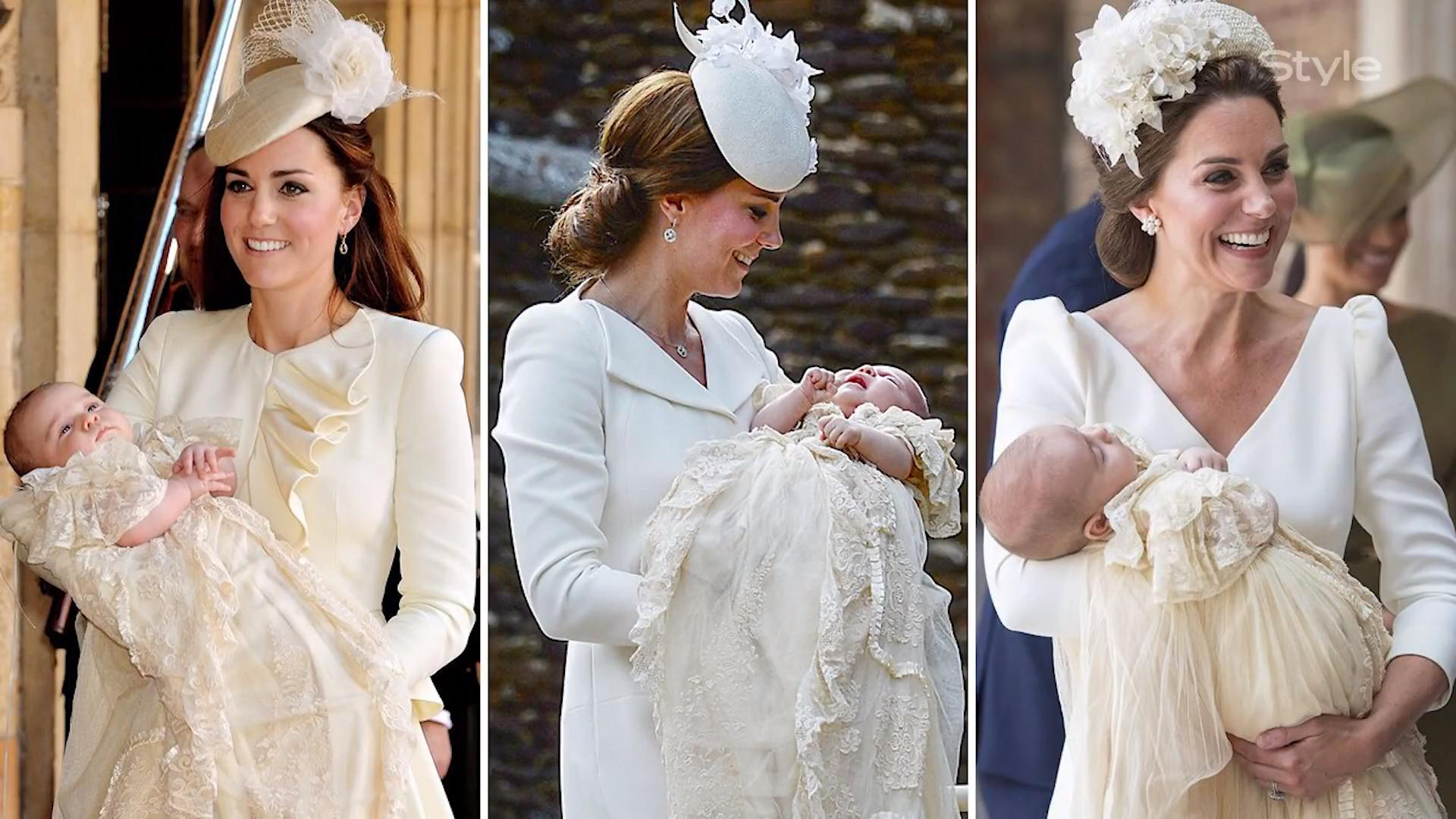 """Princess Diana Felt """"Excluded"""" at Prince William's Christening"""