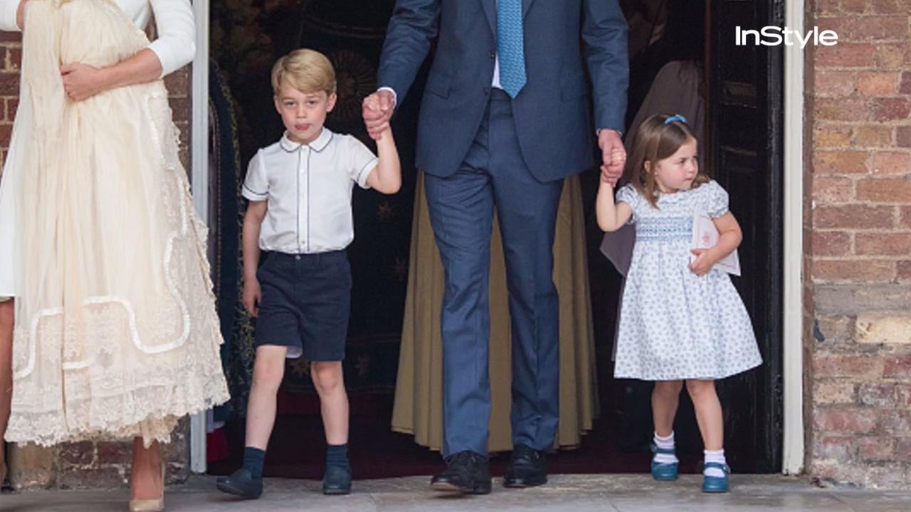 Everything We Know About Princess Charlotte and Prince George's Elite Private School