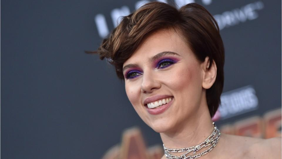 The Internet Had a Field Day with Scarlett Johansson's Comments About Representation in Art
