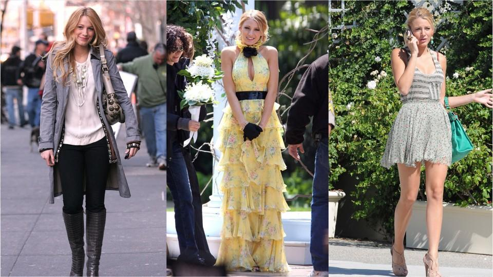 Blake Lively Channels Her Inner Serena van der Woodsen on Instagram