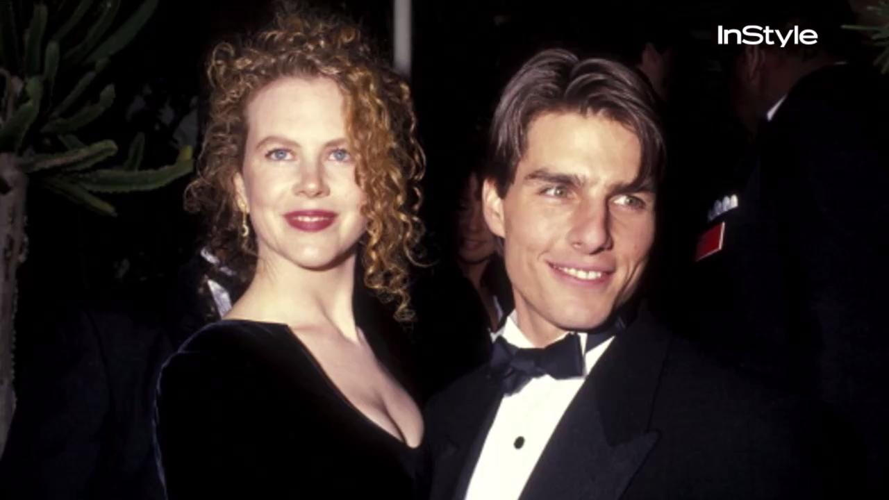 We're Still Thinking About the Backless Halter Top Nicole Kidman Wore to the Eyes Wide Shut Premiere in 1999