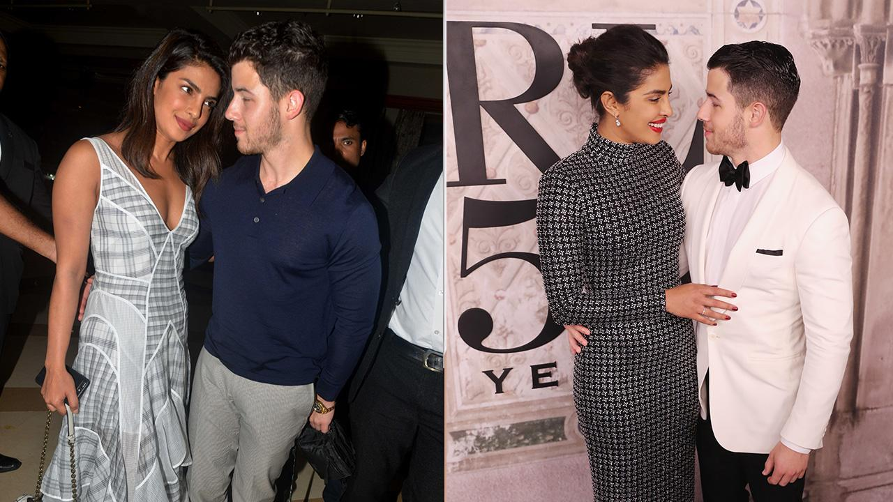 Nick Jonas Adorably Gushes About Wife Priyanka Chopra in One-Year Dating Anniversary Tribute