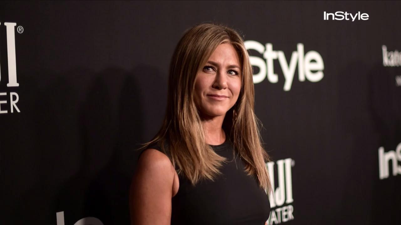 Jennifer Aniston Just Broke a *Major* Record