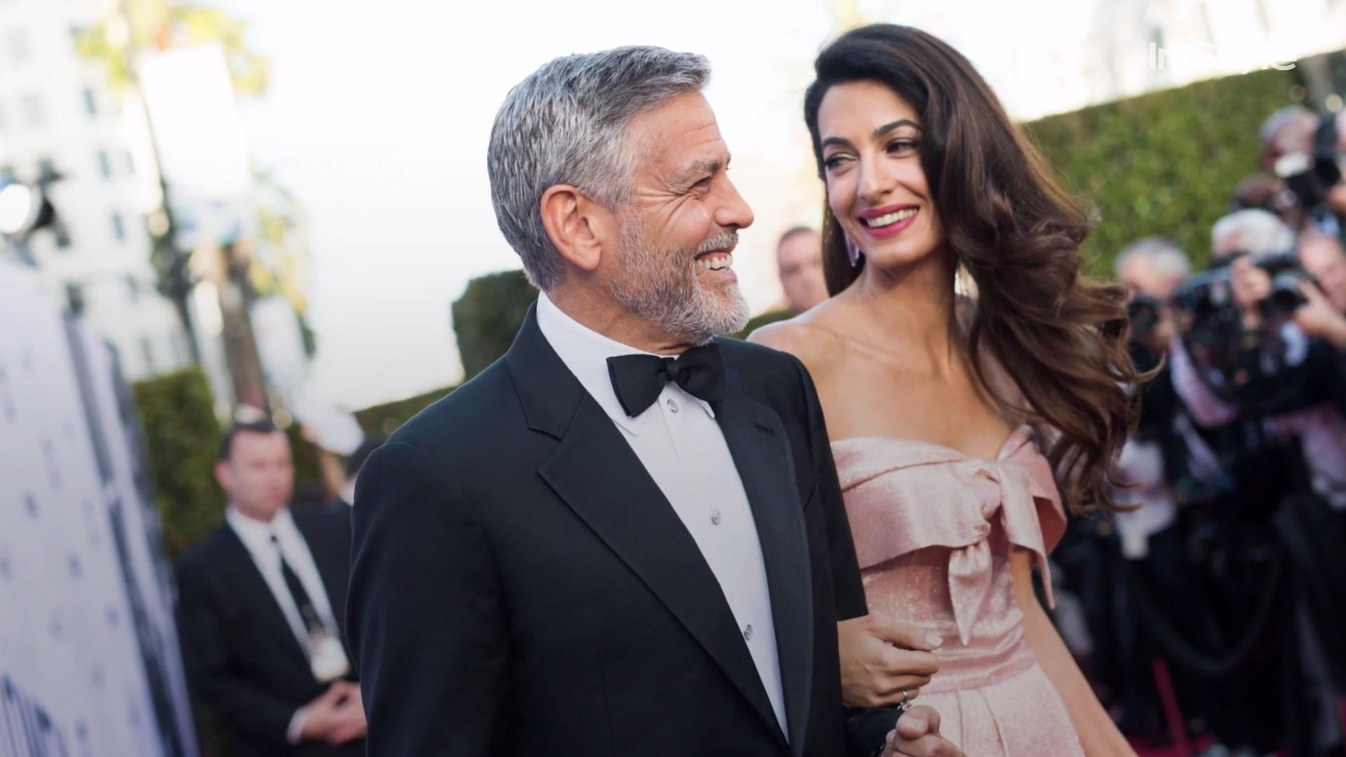 "The Funny Reason George Clooney Finds Baby Sussex's Birth ""Kind of Irritating"""