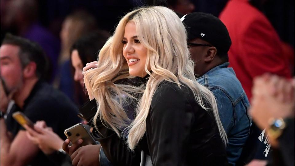 6635df23 Khloé Kardashian Just Wore the Ultimate Post-Breakup Jumpsuit | InStyle.com