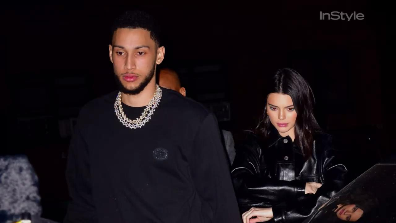 """Kendall Jenner and Boyfriend Ben Simmons Are """"on a Break"""""""