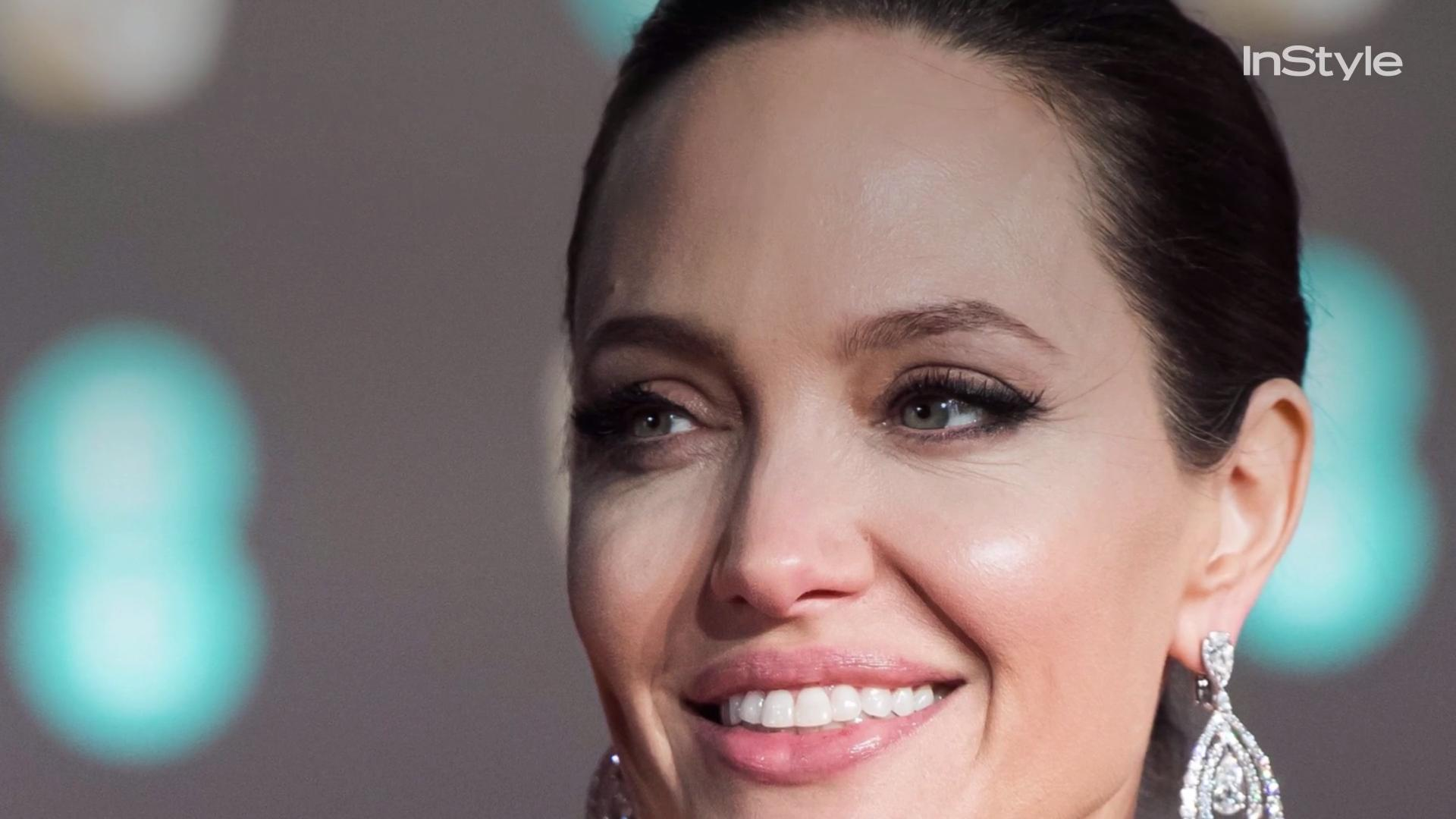 Angelina Jolie Ugly Cried When She Dropped Maddox off at College