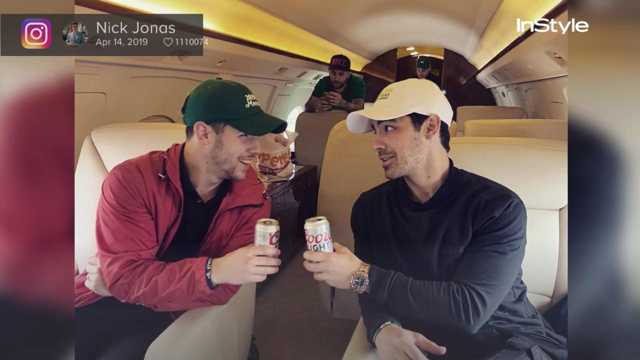 Why Are the Jonas Brothers So Obsessed with Coors Light?