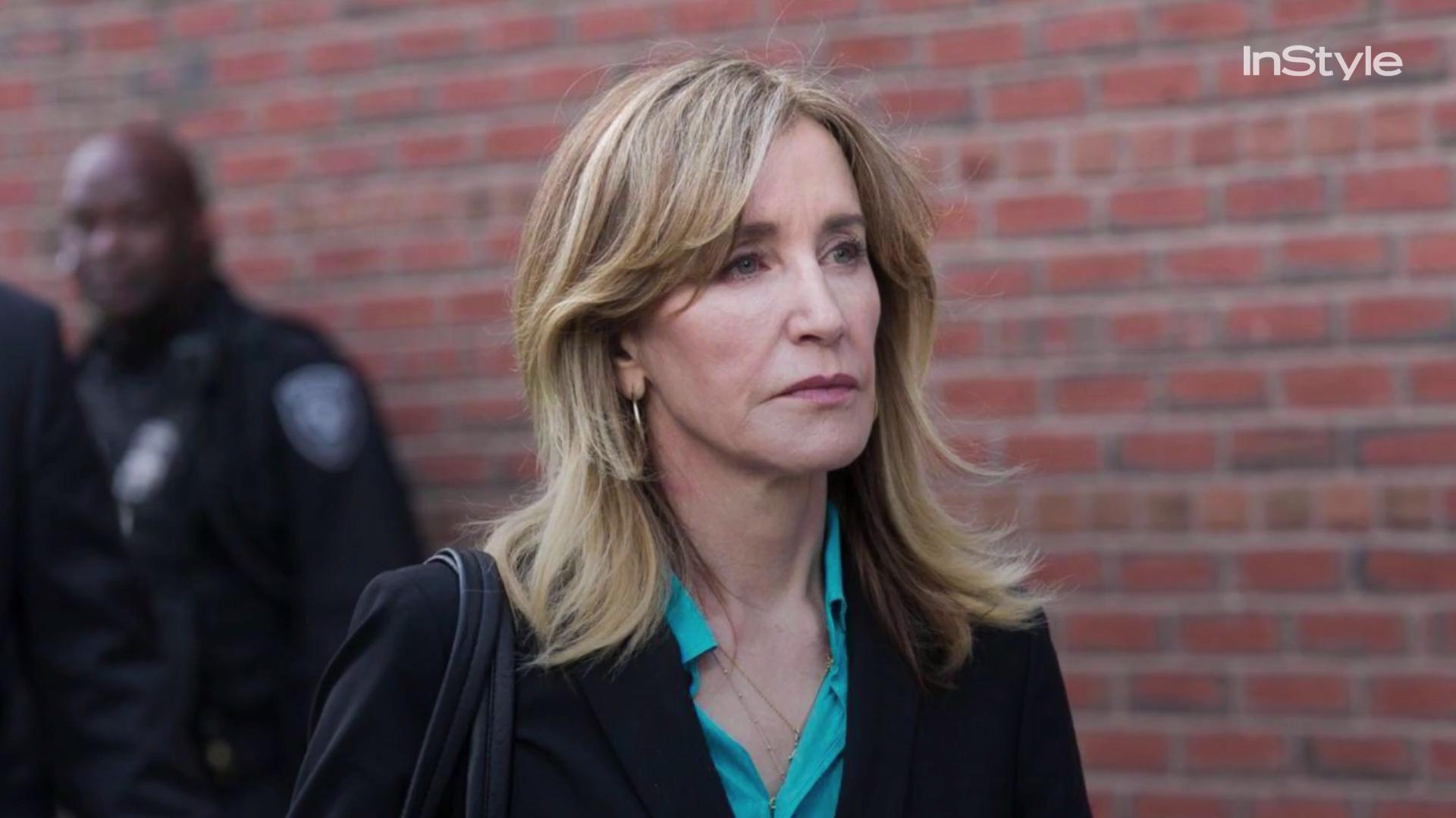 Felicity Huffman's Daughter Is Reportedly Delaying Her College Plans