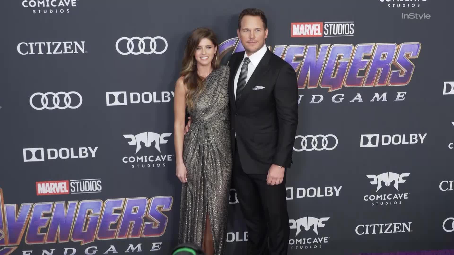 Chris Pratt and Katherine Schwarzenegger Just Made Their Red Carpet Debut