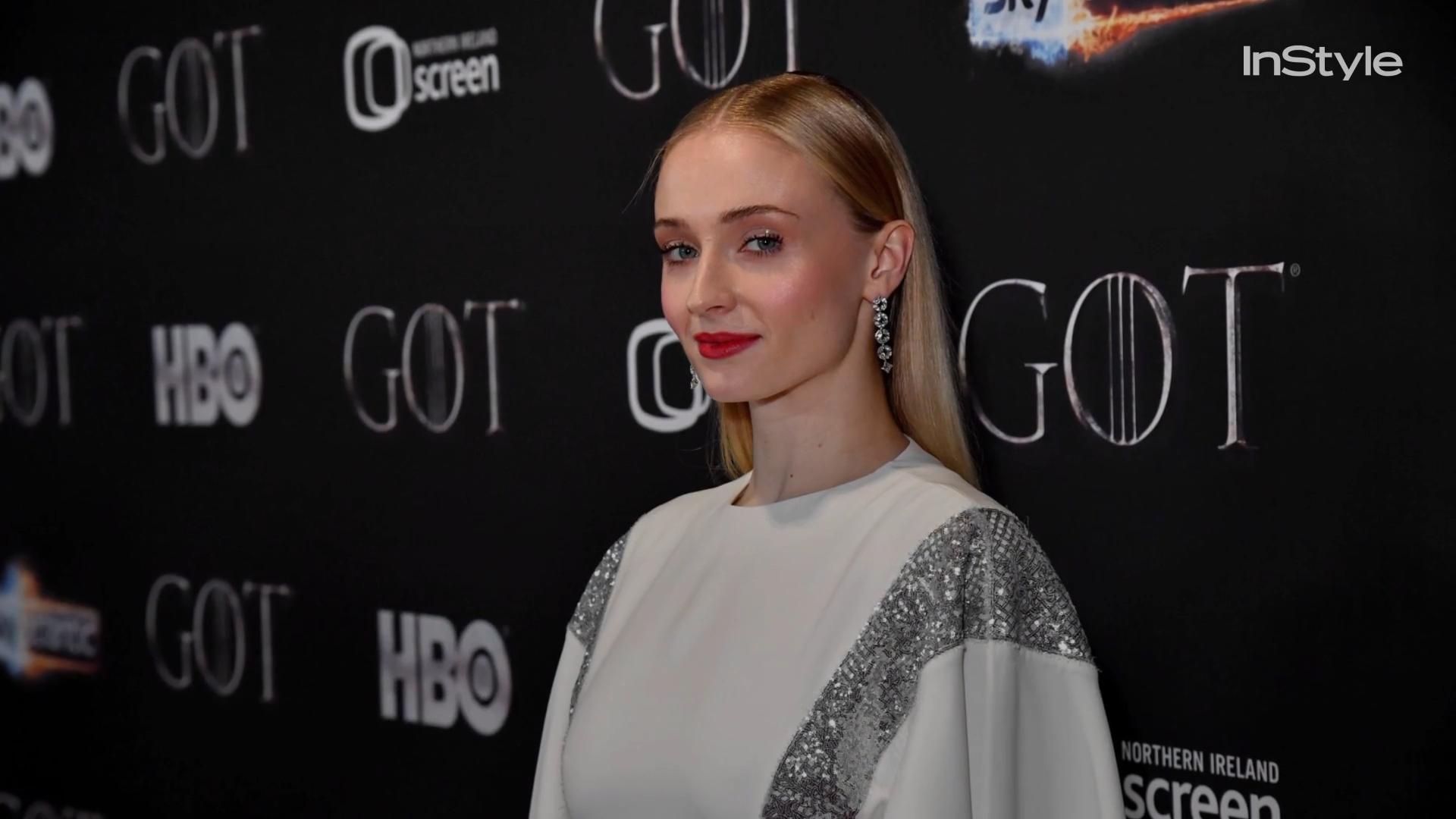 Sophie Turner Wants to Play Boy George in His Biopic — and Honestly, We Can See It