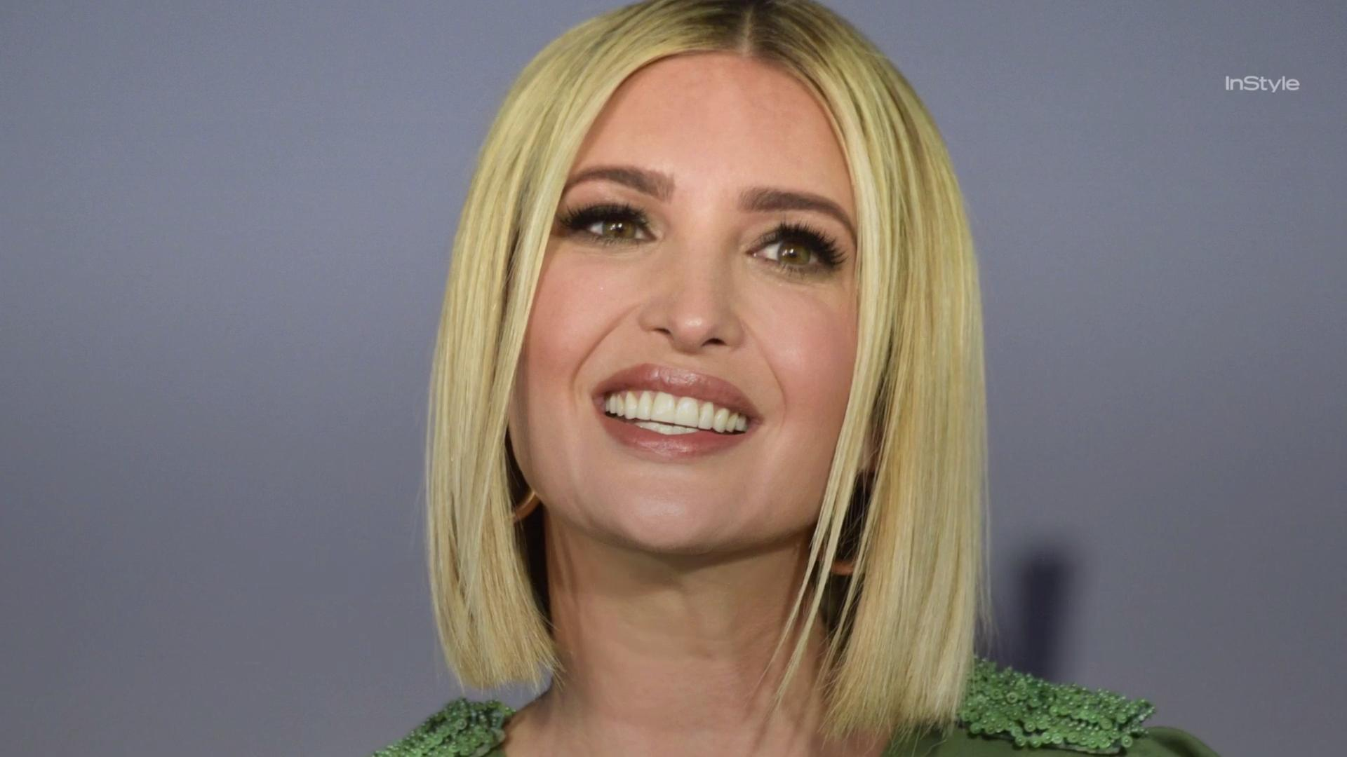 Ivanka Trump Just Cut Off All of Her Hair