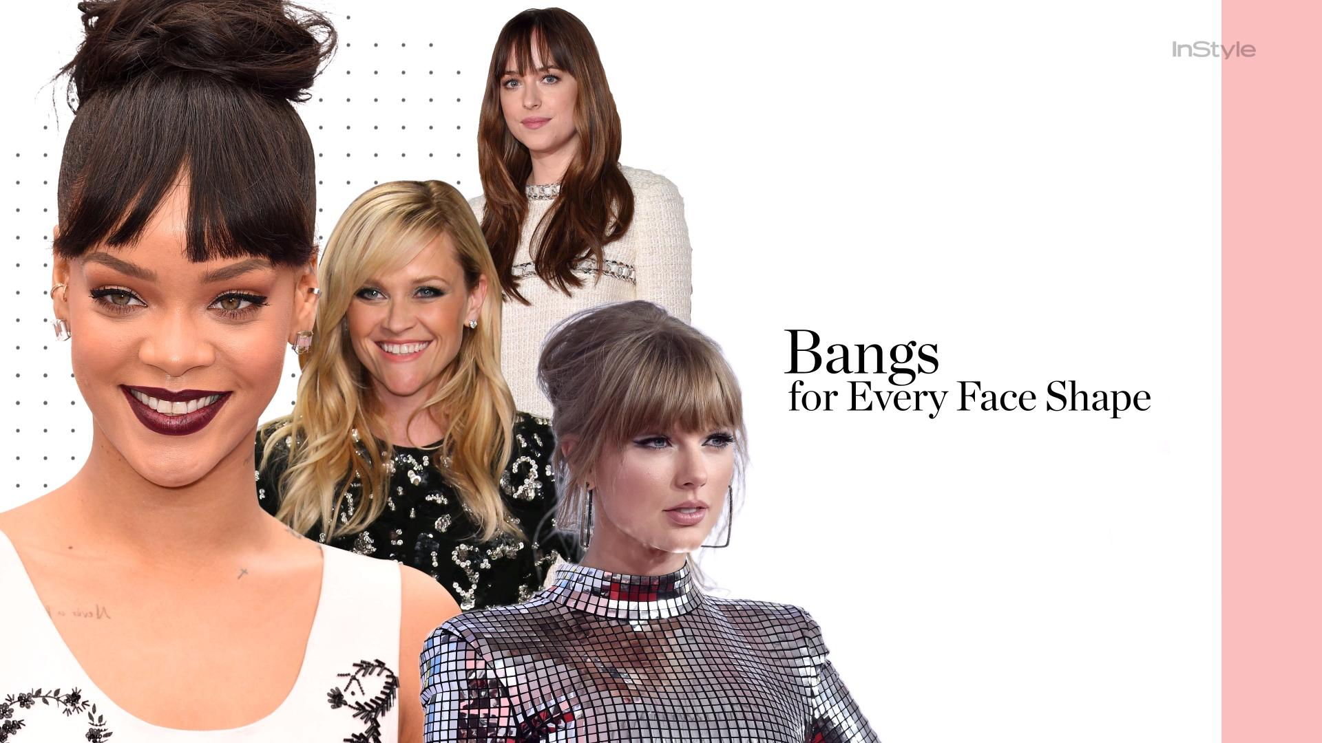 How To Style Bangs 8 Tips On How To Make Your Bangs Look Better Instyle