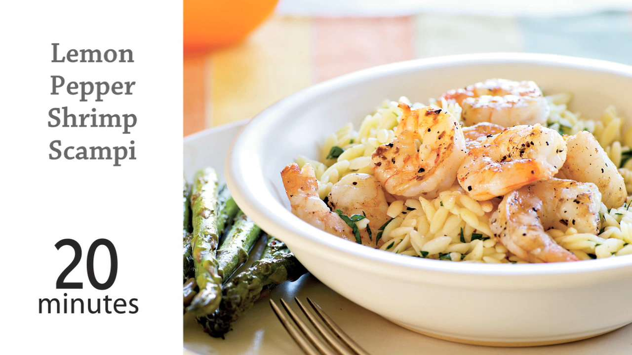 how to cook scampi tails