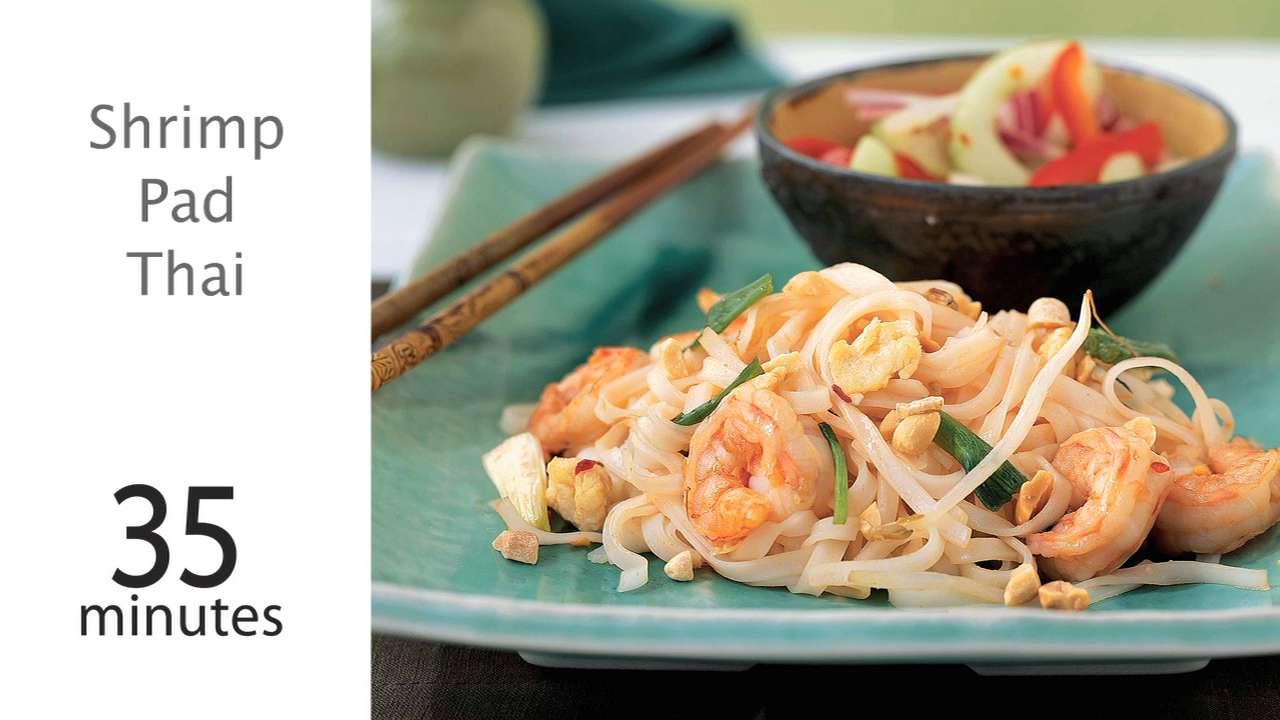 Local flavor jitlada thai cuisines pad thai myrecipes dinner tonight recipes forumfinder Choice Image