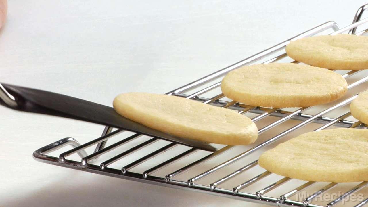 Lemon Icebox Cookies Recipe Myrecipes