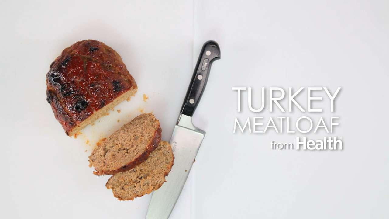 Turkey Meatloaf Recipe | MyRecipes