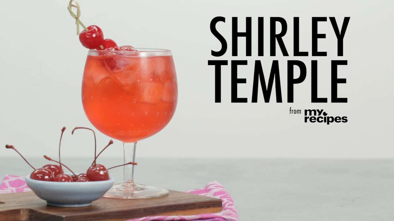 Non alcoholic drink recipes myrecipes for How to make non alcoholic drinks