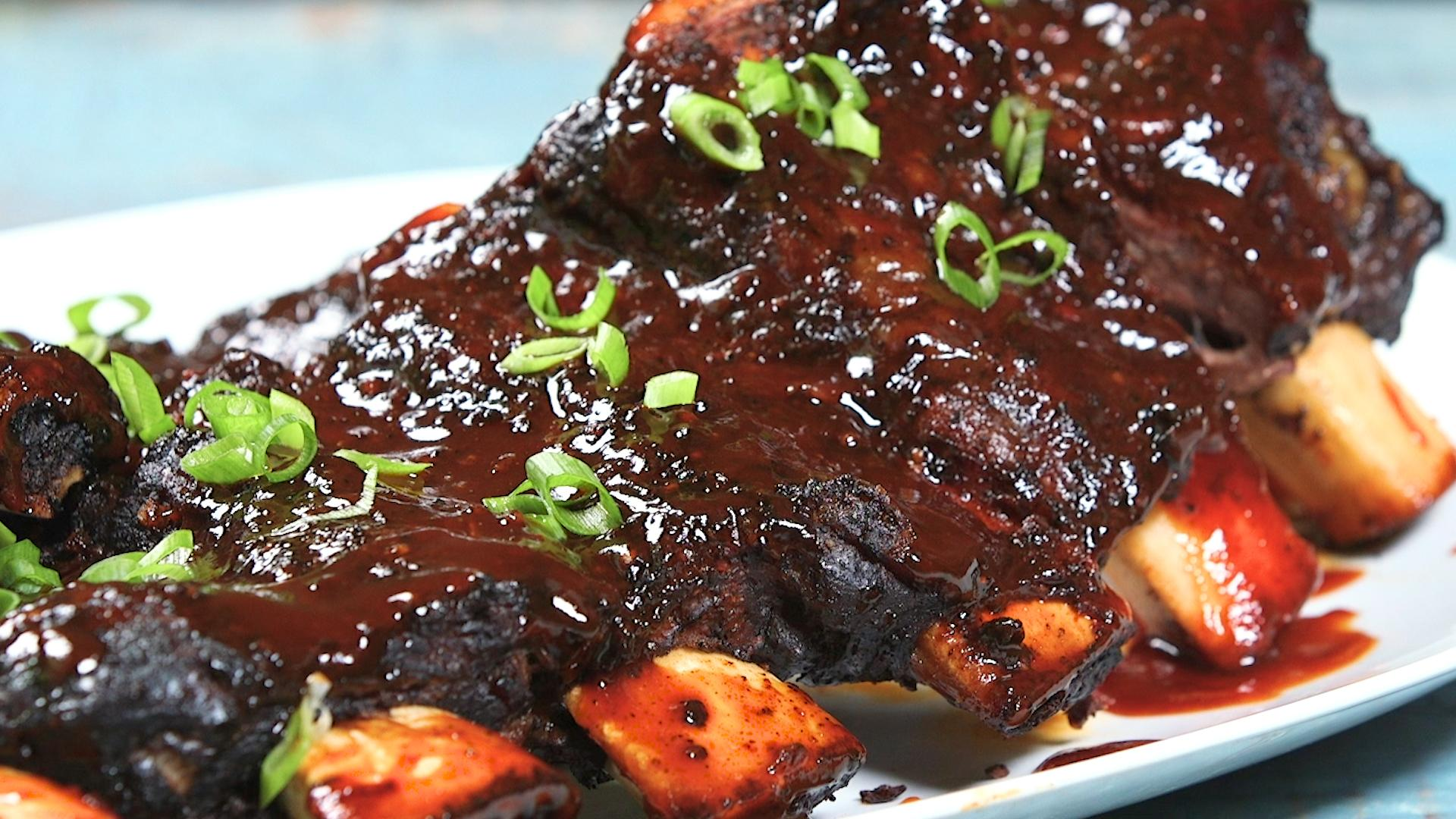 Cola-and-Coffee Beef Ribs