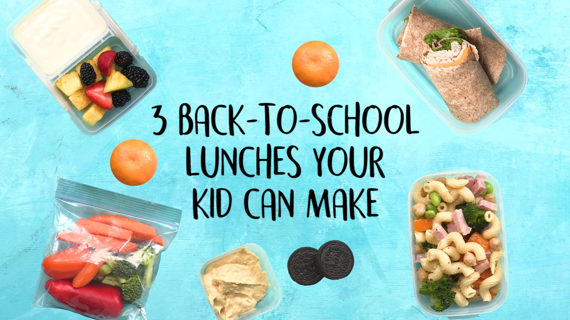 8 lunches you don t have to refrigerate myrecipes
