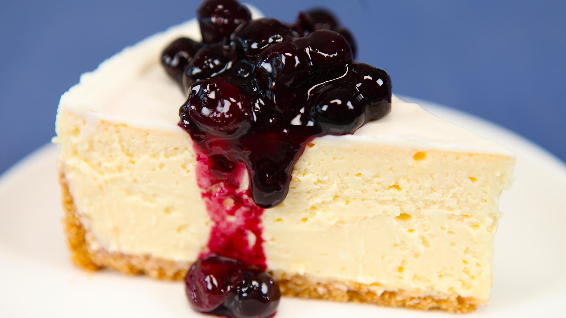 The Cheesecake Factory Original Cheesecake Recipe MyRecipes