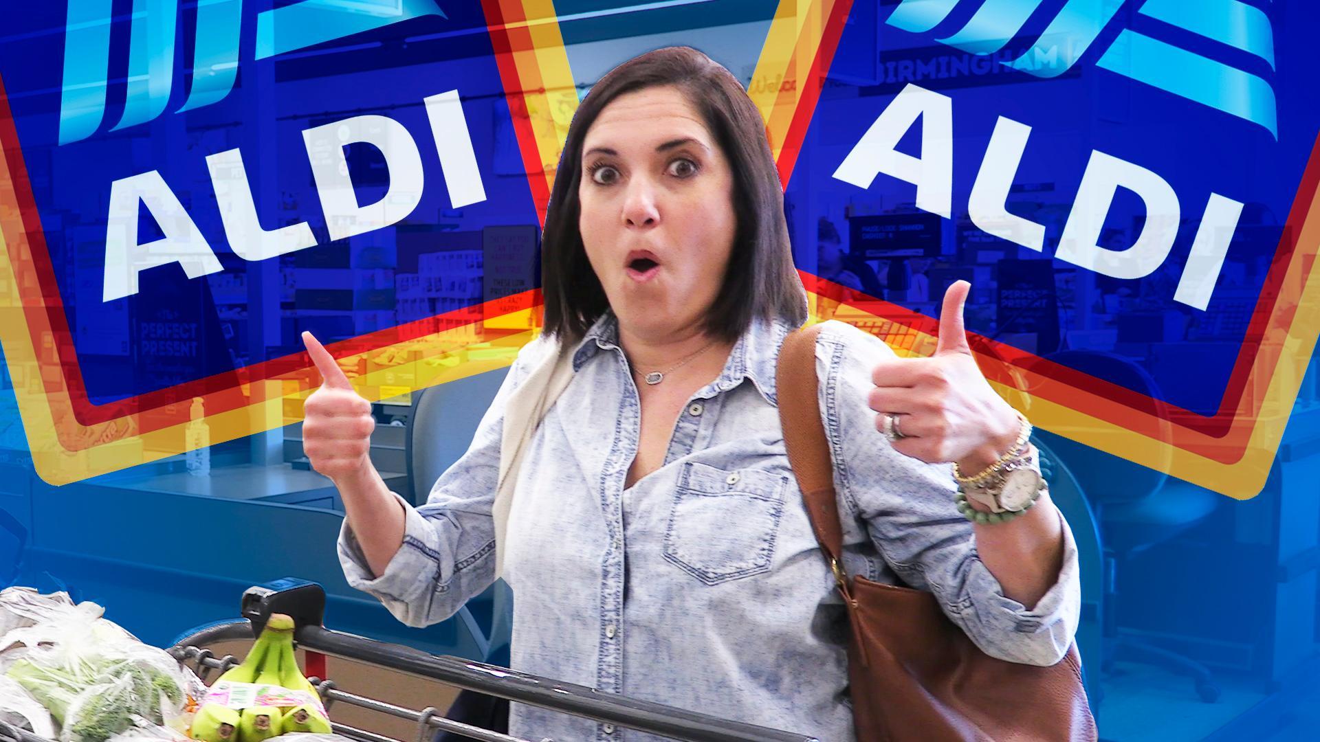 Mom vs  the Supermarket