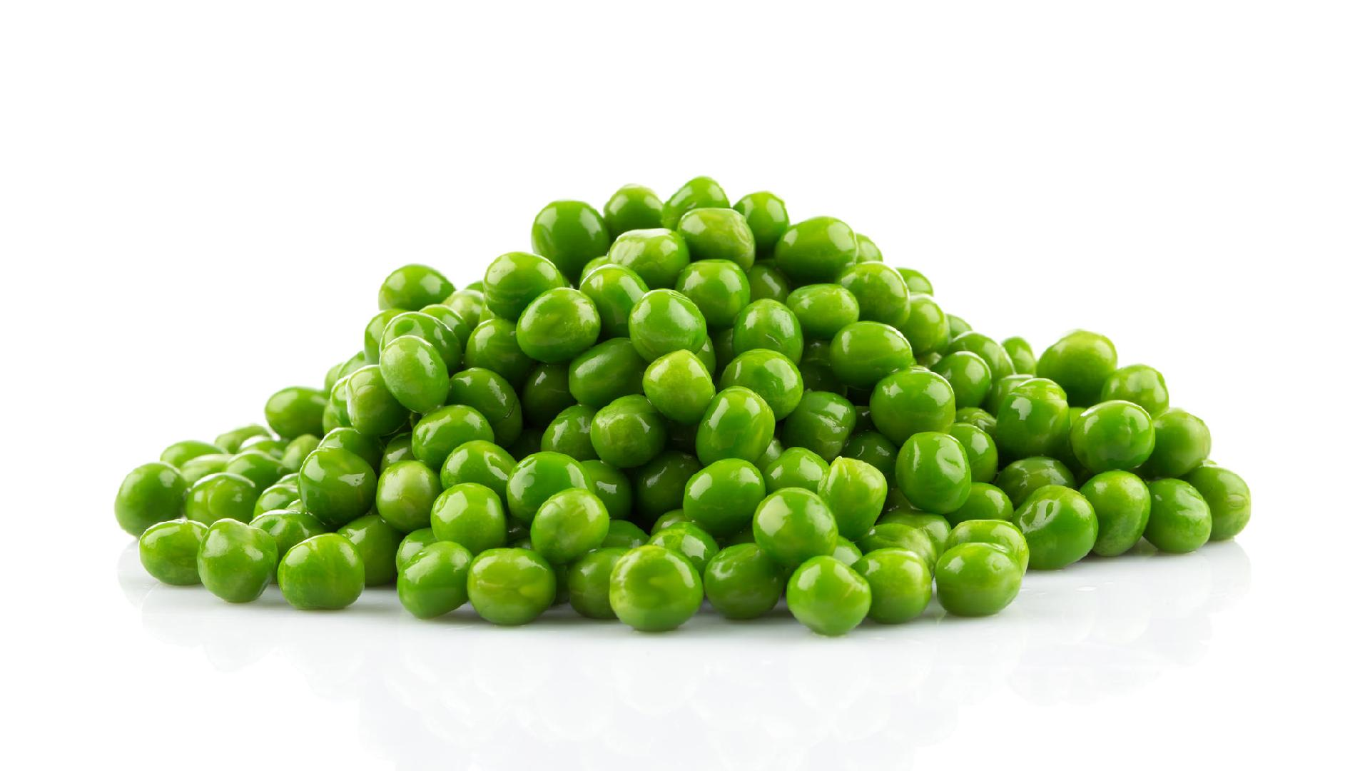 How much do peas cook