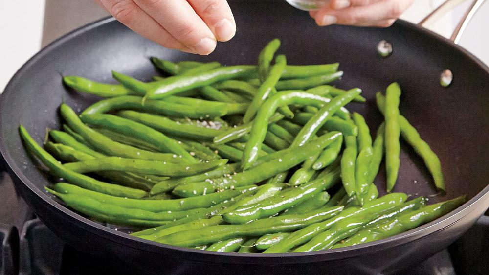 How To Cook Snap Beans