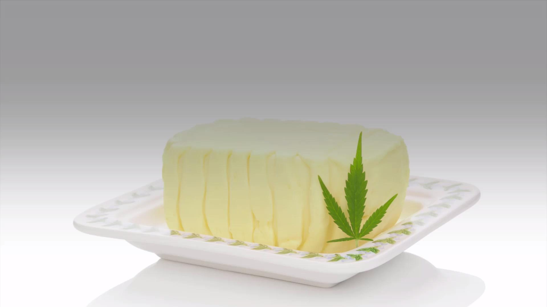Yes We Cannabutter: How to Make the Ultimate Pot Butter