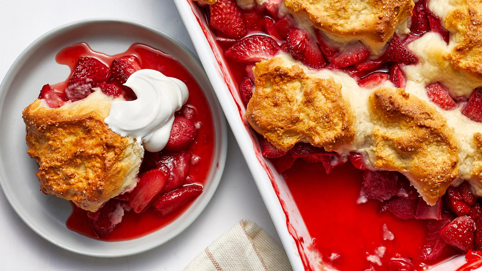 What To Do When You Have Too Many Strawberries Myrecipes