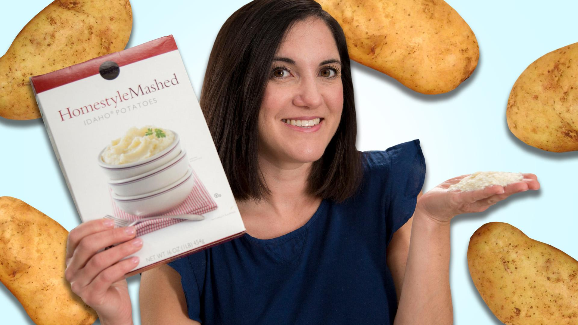 7 Reasons Why Instant Potato Flakes Are Magic