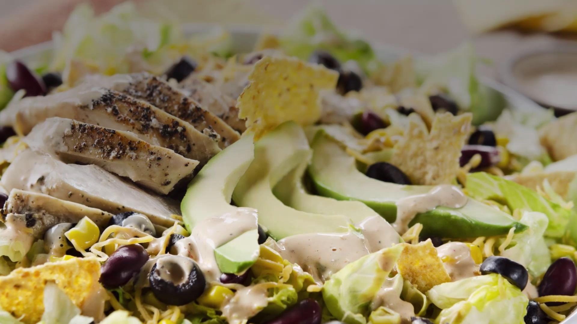How to Make the Best Taco Salad of Your Life