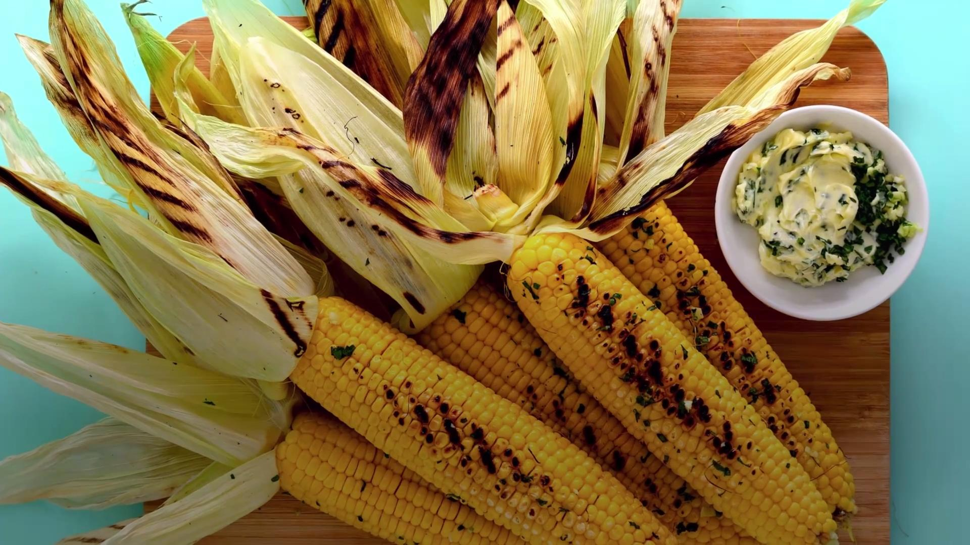 How to Grill Corn So It's Perfect Every Time