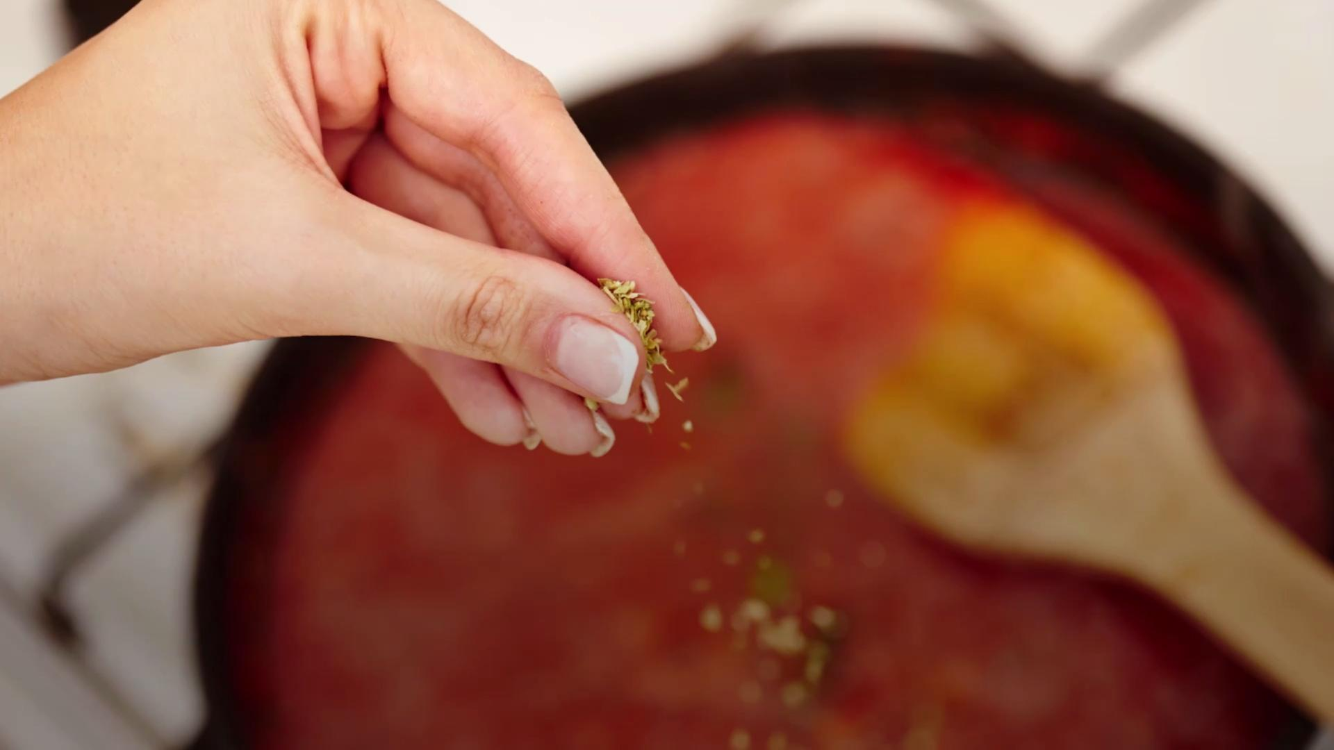 Add This Secret Ingredient for the Best Tomato Sauce Ever