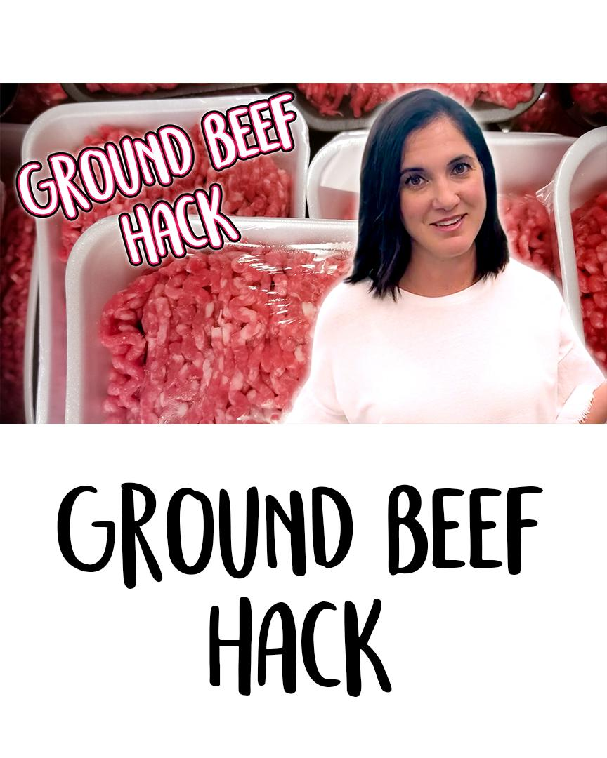 This Smart Ground Beef Trick Will Save You Time and Money