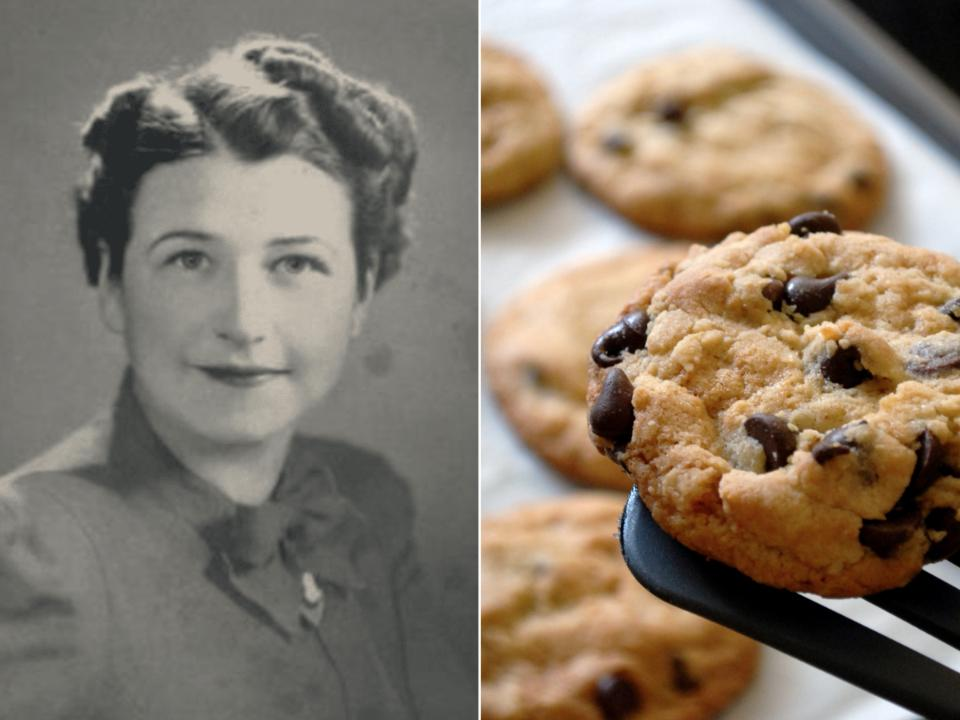 Who Invented The Chocolate Chip Cookie Myrecipes