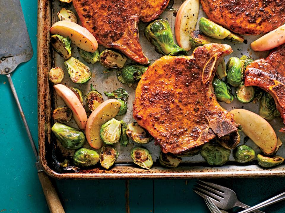 How To Cook Pork Chops In The Oven Myrecipes